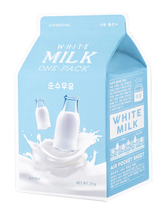 Маска - White Milk One-Pack