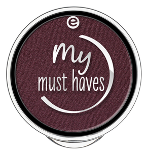 My Must Haves Eyeshadow 18 (Цвет 18 Black as a Berry variant_hex_name 9B6560)