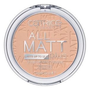 Компактная пудра - All Matt Plus Shine Control Powder