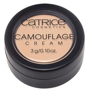 Camouflage Cream 010 (Цвет 010 Ivory  variant_hex_name F4D0B9)