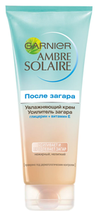 Ambre Solaire. Крем-усилитель загара для тела