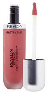 Ultra HD Matte Lipcolor™ 600 (Цвет 600 Devotion  variant_hex_name CC7274)
