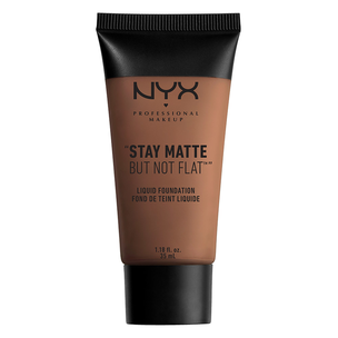 Stay Matte But Not Flat Liquid Foundation