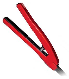 Щипцы-выпрямители Mini Ceramic Base Red