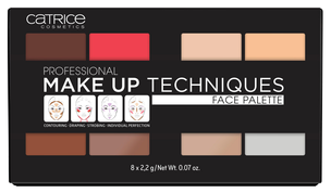 Для лица - Professional Make Up Techniques Face Palette