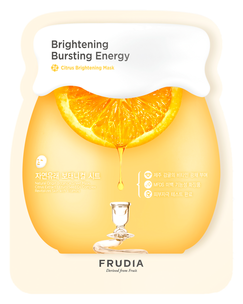 Тканевая маска - Citrus Brightening Sheet Mask