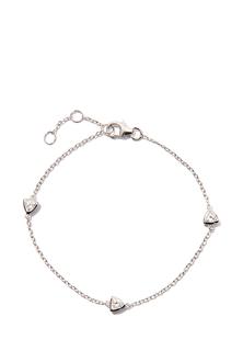 Браслеты Exclaim Легкий браслет-цепь c кольцами браслеты exclaim браслет коллекция icon