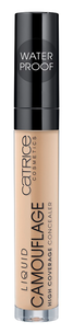 Liquid Camouflage - High Coverage Concealer 015 (Цвет 015 Honey variant_hex_name E7B78A)