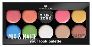 Для лица - Mix & Match Your Look Palette