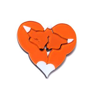 Сердце лис Сент-Экзюпери