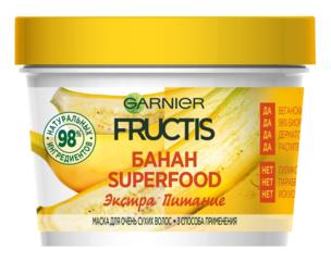 Fructis. SuperFOOD. Банан