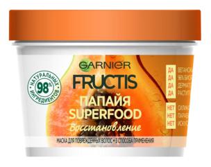 Fructis. SuperFOOD. Папайя