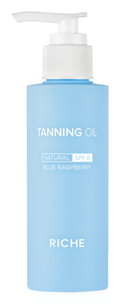 Blue Raspberry Natural Tanning Oil SPF8 объем 150 мл