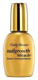 Средство для активизации роста ногтей Nailgrowth Miracle Salon Strength Treatment объем 13,3 г