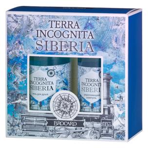 Подарочный набор Terra Incognita Siberia Set объем 320 мл + 320 мл