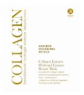 Гидрогелевая маска - Collagen Extracts Hydrogel Essence Beauty Mask