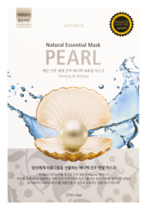 Тканевая маска - Pearl Natural Essential Mask