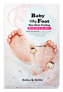 Пилинг - Baby Silky Foot One Shot