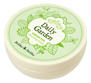 Крем Daily Garden Fresh Green Tea Cleansing Cream