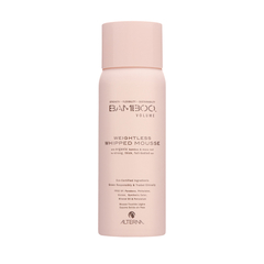 Мусс - Bamboo Abundant Volume Weightless Whipped Mousse