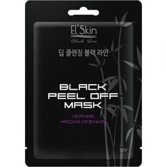 Маска - El`skin Black Mud Mask