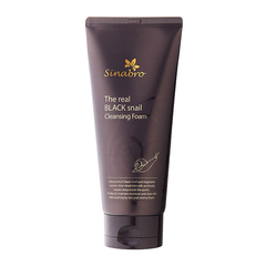 Пенка - The Real Black Snail Cleansing Foam
