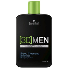 Шампунь - [3D] Men Deep Cleansing Shampoo