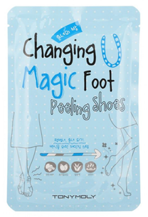 Пилинг - Changing U Magic Foot Peeling Shoes