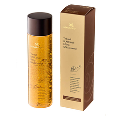 Эмульсия - The Real Black Snail Lifting Gold Essence