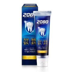 Зубная паста - Dental Clinic 2080 Power Shield Gold Spearmint