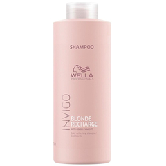Шампунь - Invigo Blonde Recharge Color Refreshing Shampoo