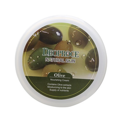 Крем - Natural Skin Olive Nourishing Cream