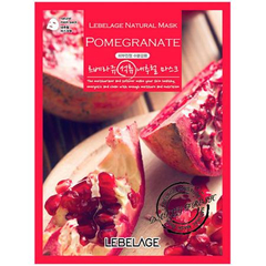 Тканевая маска - Pomegranate Natural Mask