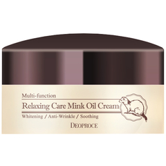 Крем - Relaxing Care Mink Oil Cream