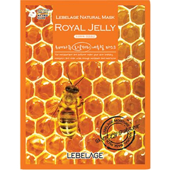 Тканевая маска - Royal Jelly Natural Mask