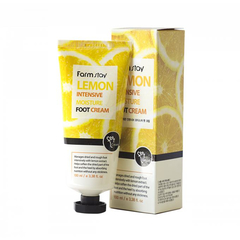 Крем для ног - Lemon Intensive Moisture Foot Cream