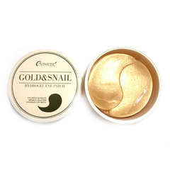 Патчи для глаз - Gold & Snail Hydrogel Eye Patch