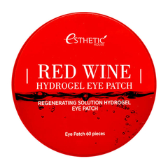 Патчи для глаз - Red Wine Hydrogel Eye Patch