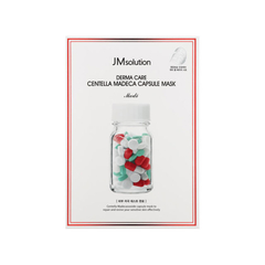 Маска - Derma Care Centella Madeca Capsule Mask