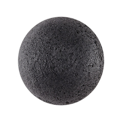 Спонж конняку - Beauty Cleasing Puff - Charcoal
