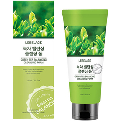 Пенка - Green Tea Balancing Cleansing Foam
