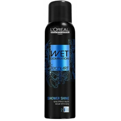 Лак для фиксации - Tecni Art Shower Shine