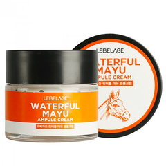 Крем - Waterful Mayu Ampule Cream