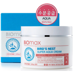 Крем - Biomax Bird's Nest Super Aqua Cream