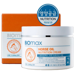 Крем - Biomax Horse Oil Nutrition Cream