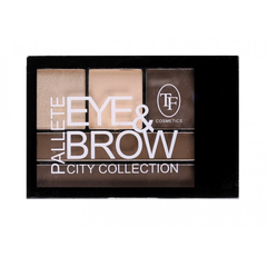 Тени для век - Eye brow palette 01