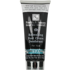 Крем для ног - Refreshing Foot Cream Deodorant