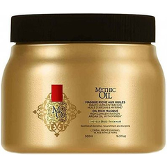 Маска - Mythic Oil Rich Masque For Thick Hair