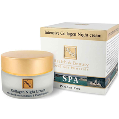 Крем - Intensive Collagen Night Cream