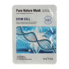 Тканевая маска - Secriss Pure Nature Mask Stem Cell